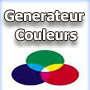 Generateur de couleurs