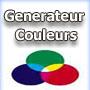 Generateur de couleurs